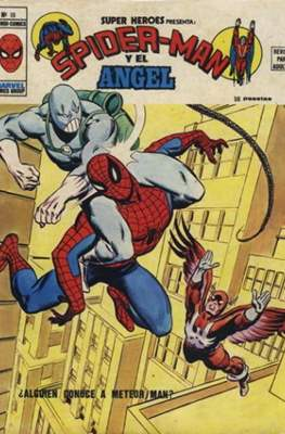 Especial Super Héroes (1979-1980) (Grapa) #10