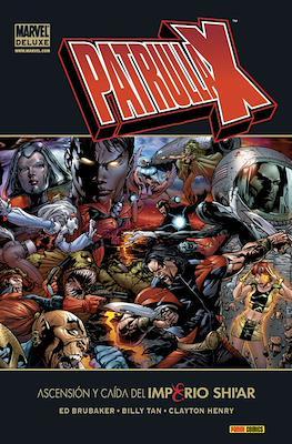 Patrulla-X. Ascensión y caída del imperio Shi'ar. Marvel Deluxe
