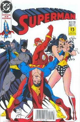 Superman: El Hombre de Acero / Superman Vol. 2 #119