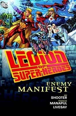 Legion of Super-Heroes Vol. 5 (2005-2009) (Softcover) #8