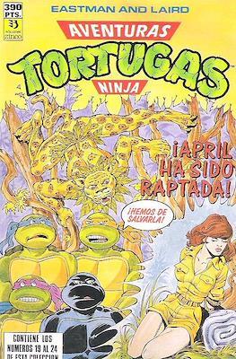 Aventuras Tortugas Ninja (Retapado, rústica) #4