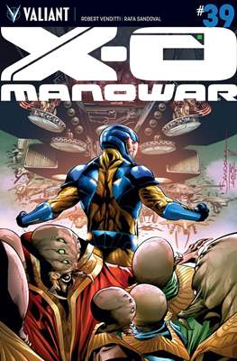 X-O Manowar (2012) (Comic-Book) #39