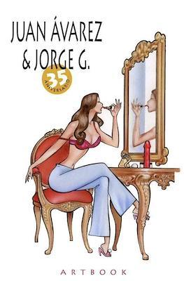 Juan Álvarez & Jorge G. 35, Artbook (Rústica)