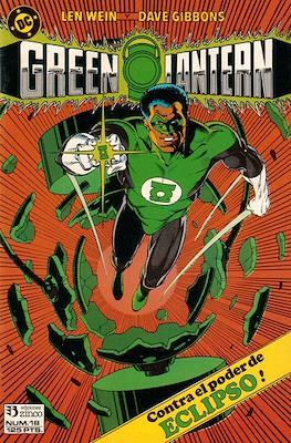 Green Lantern (1986-1987) (Grapa, 36-52 páginas) #18