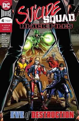 Suicide Squad: Black Files (Comic Book) #4
