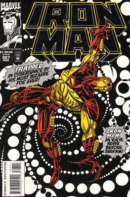 Iron Man Vol. 1 (1968-1996) (Comic book) #307