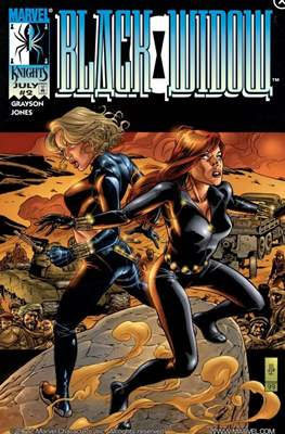 Black Widow Vol. 1 (Comic Book) #2