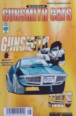 Gunsmith Cats (Rústica 80 pp) #5