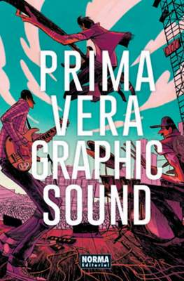 Primavera Graphic Sound (Cartoné 116 pp) #