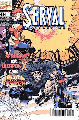 Serval / Wolverine Vol. 1 (Agrafé) #41