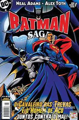 Batman Saga (2003-2004) (Grapa 32 pp) #8