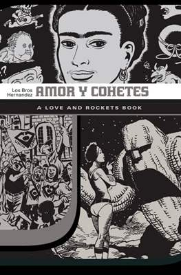 Love and Rockets Library (Softcover) #9