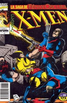 Classic X-Men Vol. 1 (1988-1992) (Grapa 32 pp) #39