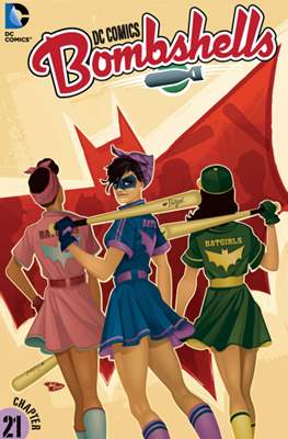 DC Comics: Bombshells (Digital) #21