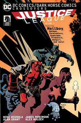 Dark Horse Comics / DC Comics Crossovers: Justice League