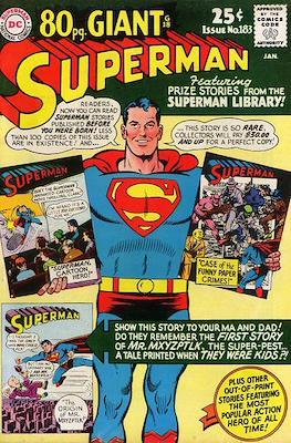 Superman Vol. 1 / Adventures of Superman Vol. 1 (1939-2011) (Comic Book) #183