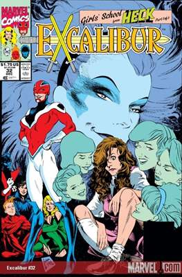 Excalibur Vol. 1 #32