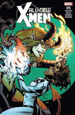All-New X-Men Vol. 2 (Comic-Book) #16