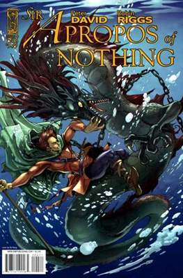 Sir Apropos of Nothing (Comic Book) #4