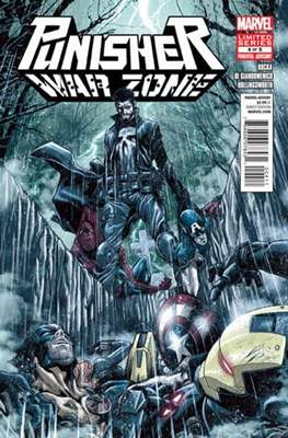 Punisher War Zone Vol. 3 #4
