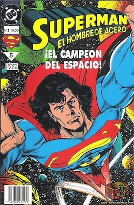 Superman: El Hombre de Acero #5
