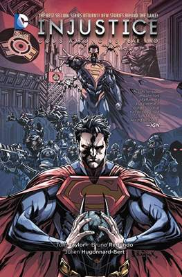 Injustice: Gods Among Us (Softcover) #3