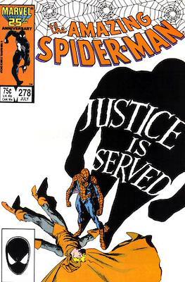 The Amazing Spider-Man Vol. 1 (1963-2007) (Comic-book) #278