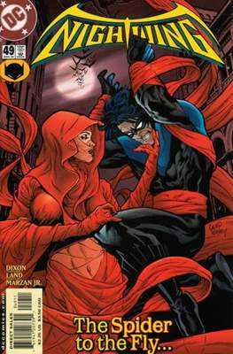 Nightwing Vol. 2 (1996) (Comic Book) #49