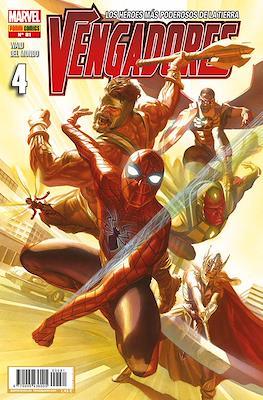 Los Vengadores Vol. 4 (2011-) (Grapa) #81