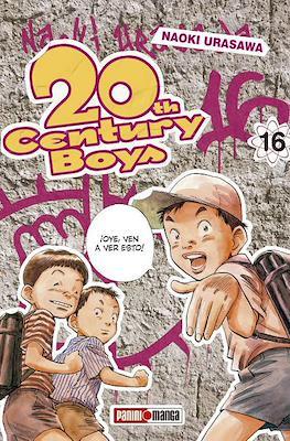 20th Century Boys (Rústica) #16