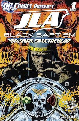 DC Comics Presents: JLA. Black Baptism