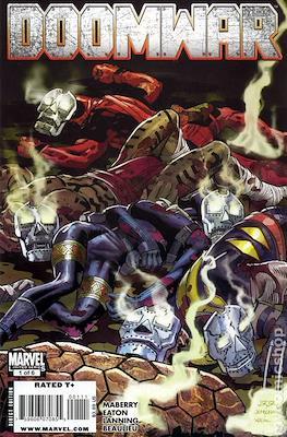 Doomwar (Comic-book) #1
