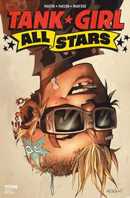 Tank Girl: All Stars (Comic Book) #3