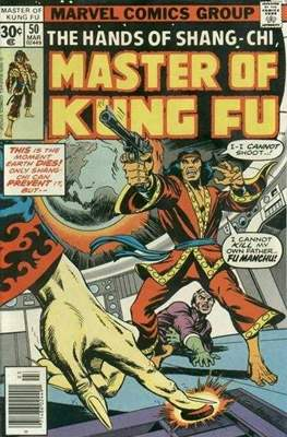 Master of Kung Fu (Comic Book. 1974 - 1983. Continued from Special Marvel Edition #16) #50