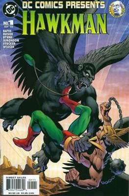 DC Comics Presents vol. 2 (2004) (Comic book) #5