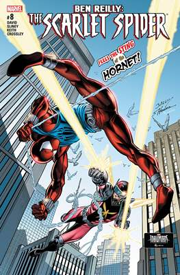 Ben Reilly: The Scarlet Spider (Comic-book) #8
