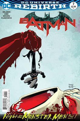 Batman Vol. 3 (2016- Variant Covers) (Comic Book) #7.1