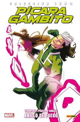 Pícara y Gambito: Anillo de fuego. 100% Marvel