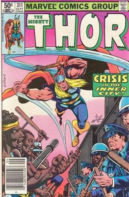 Journey into Mystery / Thor Vol 1 (Comic Book) #311