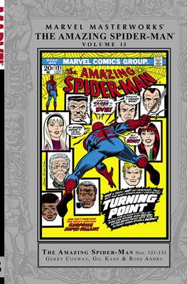 Marvel Masterworks: The Amazing Spider-Man (Hardcover) #13