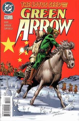 Green Arrow Vol. 2 #112
