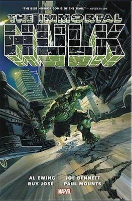 The Immortal Hulk (2018-) (Hardcover 264 pp) #1