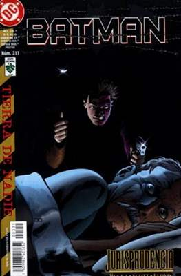 Batman (1987-2002) (Grapa) #311