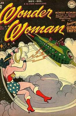 Wonder Woman Vol.1 (1942-1986; 2020-) (Comic Book) #32