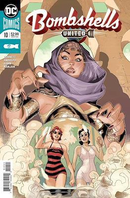 Bombshells United (2017) (Comic Book) #10