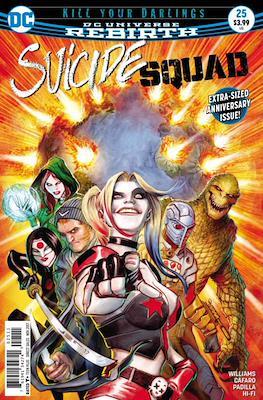 Suicide Squad Vol. 5 (2016) (Comic-Book) #25