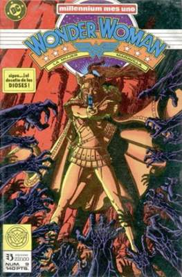 Wonder Woman (1988-1991) (Grapa, 32-64 pp) #9