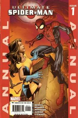 Ultimate Spiderman Vol.1 Annual (Comic Book) #1