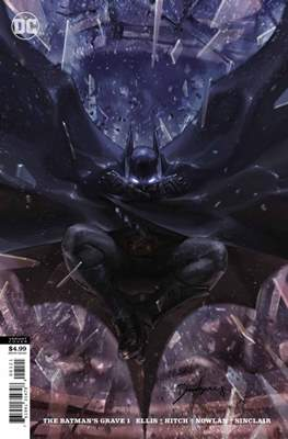 The Batman's Grave (Variant Cover)