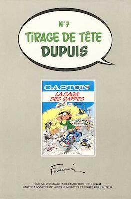 Tirage de Tête Dupuis #7